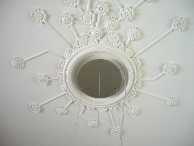 Ornate Plaster Ceiling