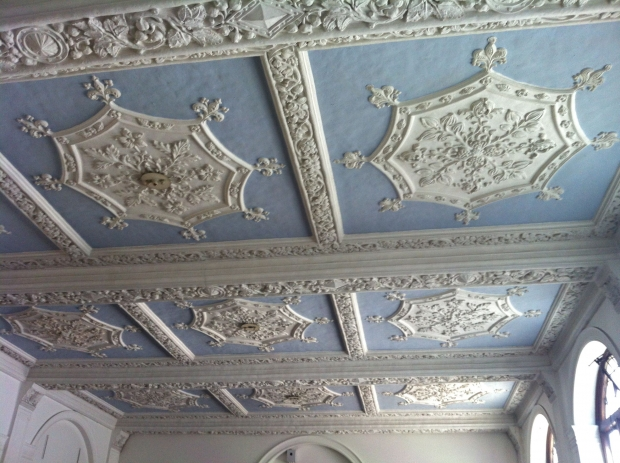 Arts And Crafts Plaster Ceiling